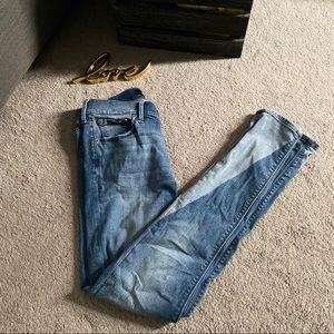Express Jeans - Express Mid-rise Light Blue Denim Jeans Sz 2